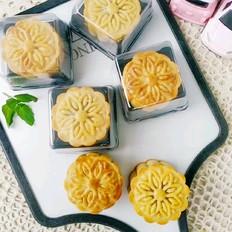 经典五仁月饼的家常做法