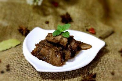 卤牛腱子肉怎么做好吃?卤牛腱子肉的家常做法