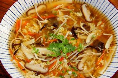 酸辣汤怎么做好吃?酸辣汤的家常做法