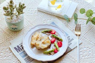 香煎鳕鱼怎么做好吃?香煎鳕鱼的家常做法