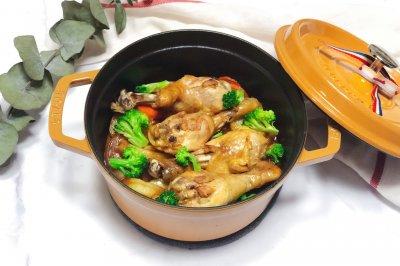 烧汁鸡腿怎么做好吃?烧汁鸡腿的家常做法