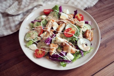 鸡腿沙拉怎么做好吃?鸡腿沙拉的家常做法