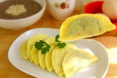 蔬菜蛋饺怎么做好吃?蔬菜蛋饺的家常做法