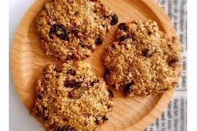 我要瘦——燕麦芝麻饼干怎么做好吃?我要瘦——燕麦芝麻饼干的家常做法