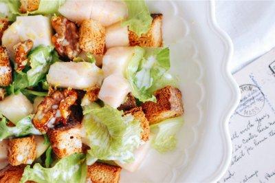 蜜桃沙拉怎么做好吃?蜜桃沙拉的家常做法