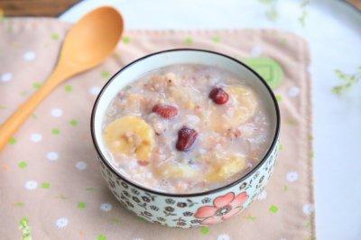 红豆薏米粥怎么做好吃?红豆薏米粥的家常做法