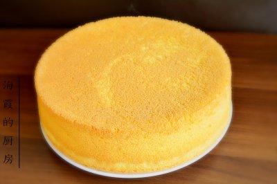 十寸戚风蛋糕怎么做好吃?十寸戚风蛋糕的家常做法视频