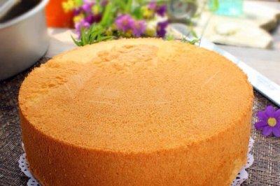 戚风蛋糕怎么做好吃?戚风蛋糕的家常做法视频