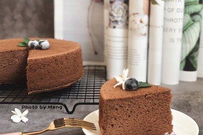可可戚风蛋糕怎么做好吃?可可戚风蛋糕的家常做法