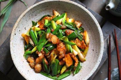 蒜苗炒肉怎么做好吃?蒜苗炒肉的家常做法