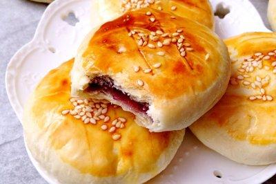 紫薯酥饼怎么做好吃?紫薯酥饼的家常做法