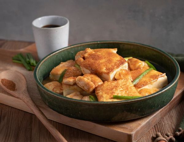 鸡柳虾籽锅塌豆腐怎幺做?鸡柳虾籽锅塌豆腐的做法