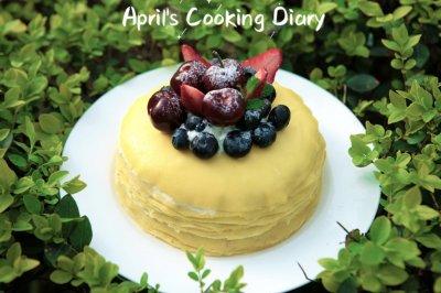 榴莲千层蛋糕怎么做好吃?榴莲千层蛋糕的家常做法