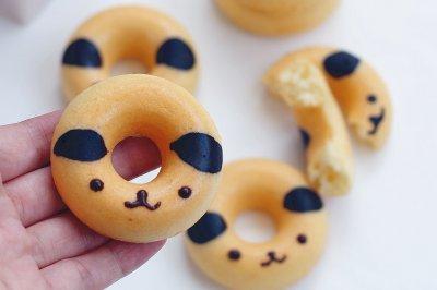 狗狗甜甜圈蛋糕怎么做好吃?狗狗甜甜圈蛋糕的家常做法