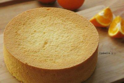八寸戚风蛋糕怎么做好吃?八寸戚风蛋糕的家常做法