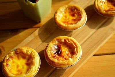 萄式蛋挞怎么做好吃?萄式蛋挞的家常做法