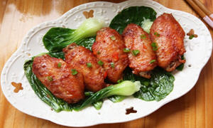南乳烤鸡翅的做法_南乳烤鸡翅怎么做好吃的家常做法图解