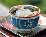 鸭肉裙带冬瓜汤的做法_鸭肉裙带冬瓜汤怎么做好吃