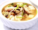 菌菇鸡汁豆腐汤的做法_菌菇鸡汁豆腐汤怎么做