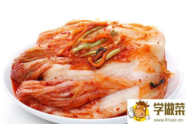 韩国人吃泡菜不致癌吗