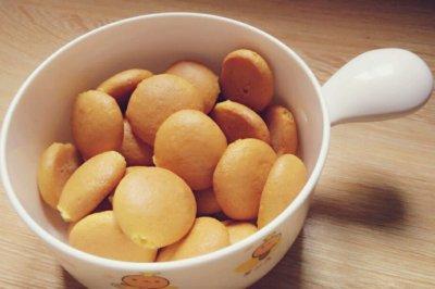 蛋黄饼怎么做好吃?蛋黄饼的家常做法