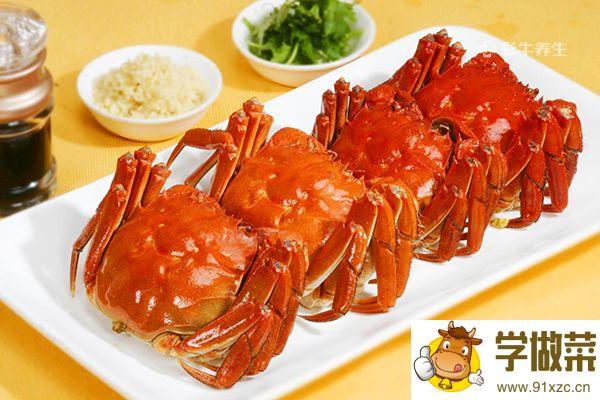 生吃螃蟹易得什么病