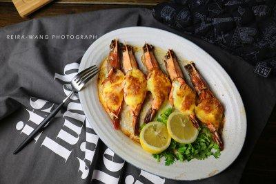 柠檬烤芝士大虾怎么做好吃?柠檬烤芝士大虾的家常做法