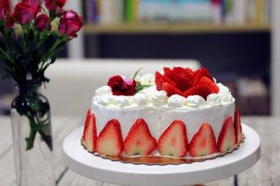 草莓奶油蛋糕怎么做好吃?草莓奶油蛋糕的家常做法