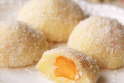 芒果香糯米糍怎么做好吃?芒果香糯米糍的家常做法