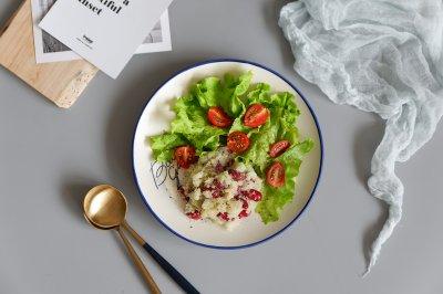 红腰豆时蔬菜花米怎么做好吃?红腰豆时蔬菜花米的家常做法