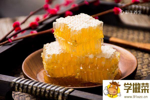 蜂巢泡酒的作用与功效