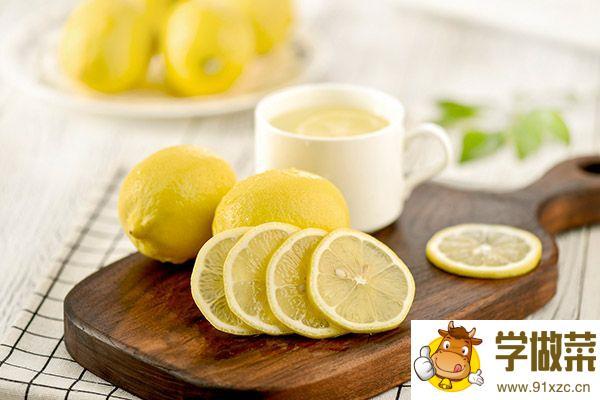 柠檬泡白酒能去斑吗