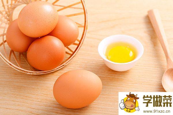 白醋泡鸡蛋的功效和作用