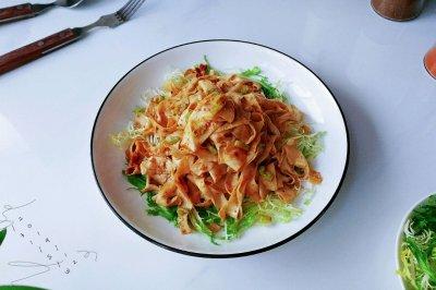 豆皮怎么做好吃?豆皮的家常做法