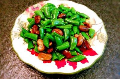 红腰豆拌甜豆角怎么做好吃?红腰豆拌甜豆角的家常做法