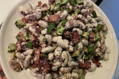 香酥红腰豆怎么做好吃?香酥红腰豆的家常做法