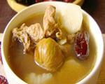 三宝土鸡汤的做法_三宝土鸡汤怎么做好吃