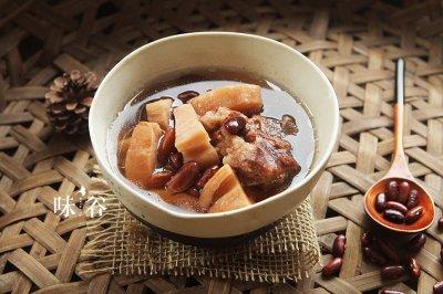 红腰豆莲藕煲猪骨怎么做好吃?红腰豆莲藕煲猪骨的家常做法