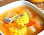 田园蔬菜养生汤的做法教你怎么做好喝
