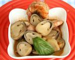 北极虾菌菇酸辣汤的做法教你怎么做好喝图解