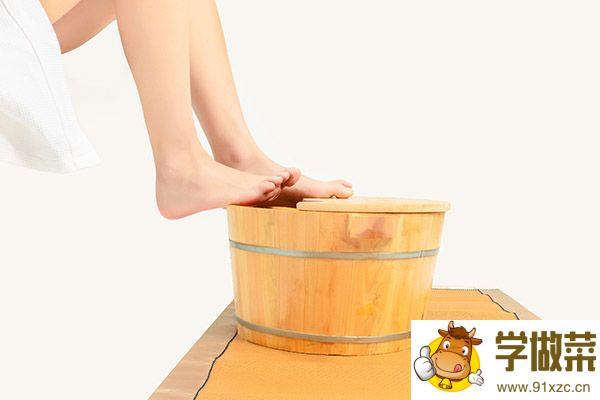 白矾泡脚的功效与作用