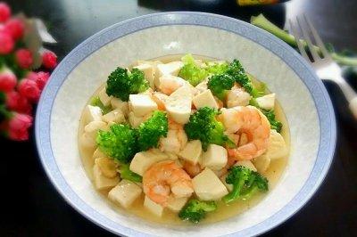 豆腐虾仁怎么做好吃?豆腐虾仁的家常做法