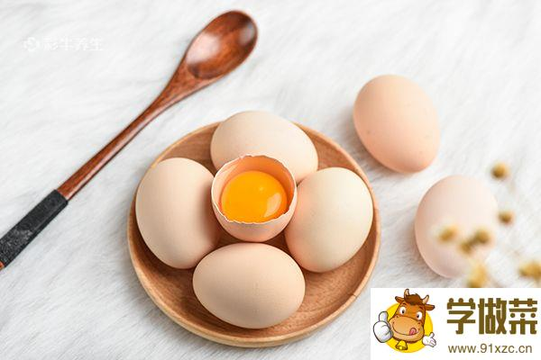 一天可以吃几个鸡蛋