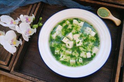 豆腐羹怎么做好吃?豆腐羹的家常做法