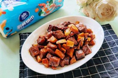 杏鲍菇牛肉粒怎么做好吃?杏鲍菇牛肉粒的家常做法