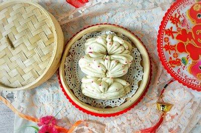 传统手工年味面食:莲花卷呛面馒头~怎么做好吃?传统手工年味面食:莲花卷呛面馒头~的家常做法