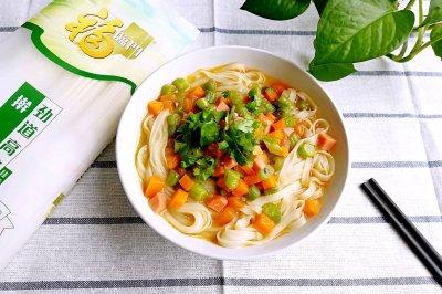 炝锅汤面条怎么做好吃?炝锅汤面条的家常做法