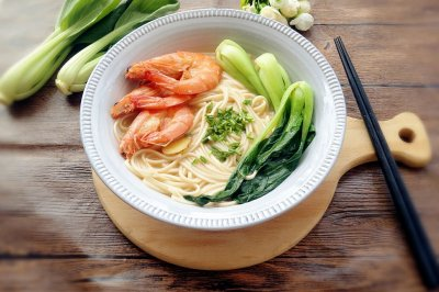 鲜虾面条怎么做好吃?鲜虾面条的家常做法