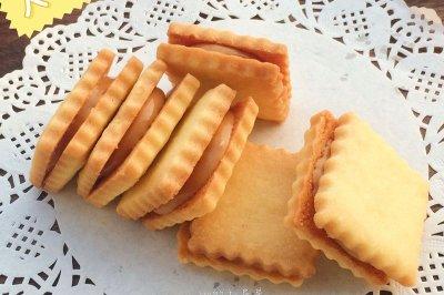 花生酱夹心饼干怎么做好吃?花生酱夹心饼干的家常做法