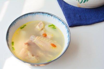 山药鸡汤怎么做好吃?山药鸡汤的家常做法